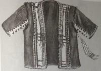 Аба - мужская верхняя короткая войлочная одежда. Васпуракан, Шатах. XIXв.