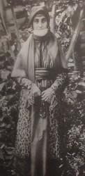 Армянка из Шуши. Конец XIXв.