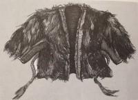 Казахик - мужская верхняя короткая меховая одежда. Харберд. XIXв.