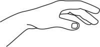 Кисть руки в классическом танце