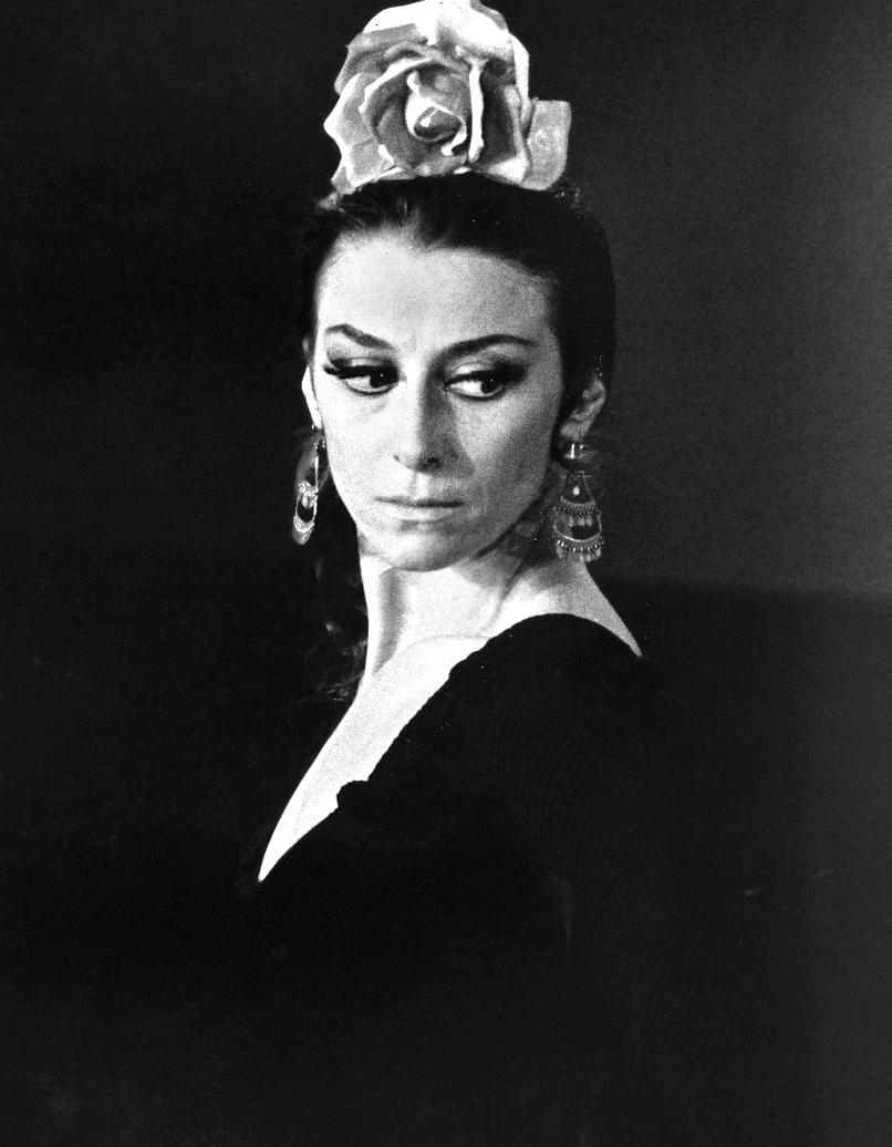 Майя Плисецкая (1974г.)