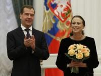 Медведев Д.А. и Плисецкая М.М.